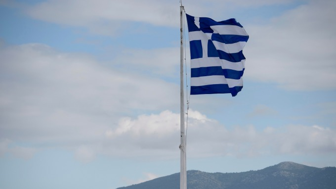希臘經濟逐漸復甦。(圖:AFP)