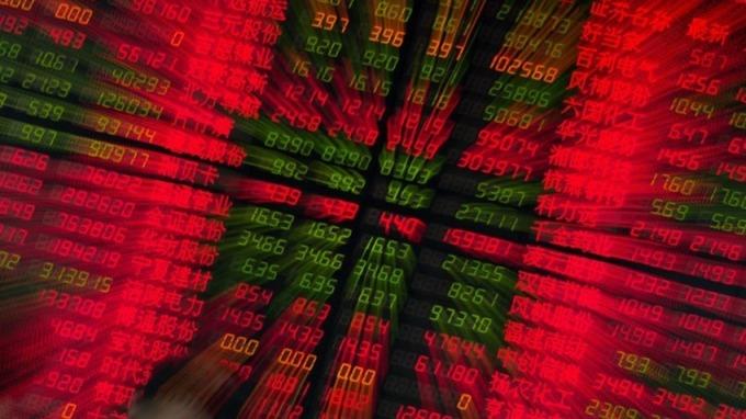 傳滬倫通股票互換將設限,防堵資金外流。 (圖:AFP)