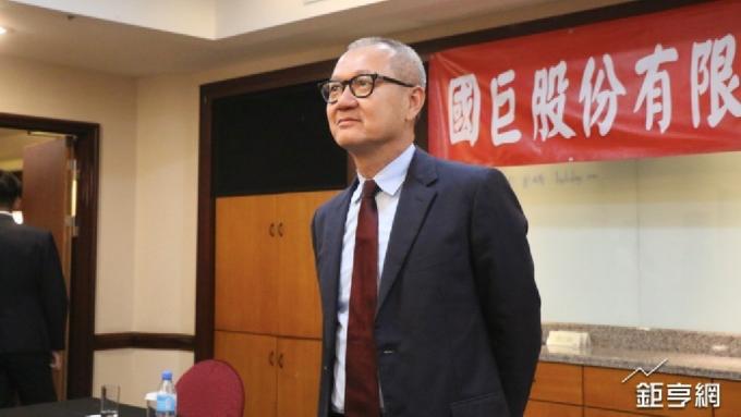 國巨董事長陳泰銘(鉅亨網資料照)