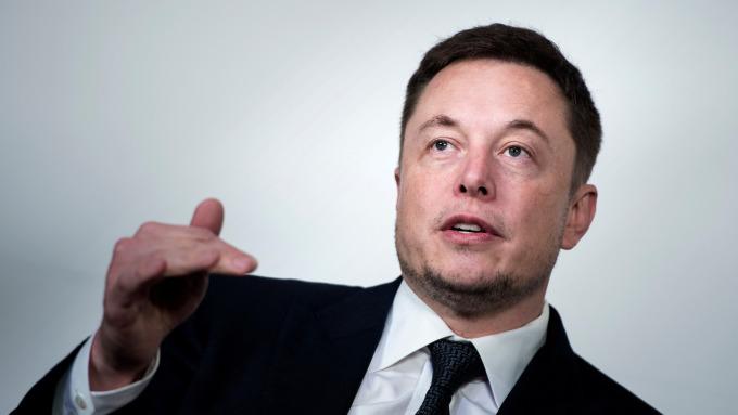 特斯拉執行長馬斯克(Elon Musk)