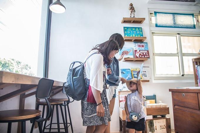 適合帶小朋友一起體驗海洋環境教育的獨立書店