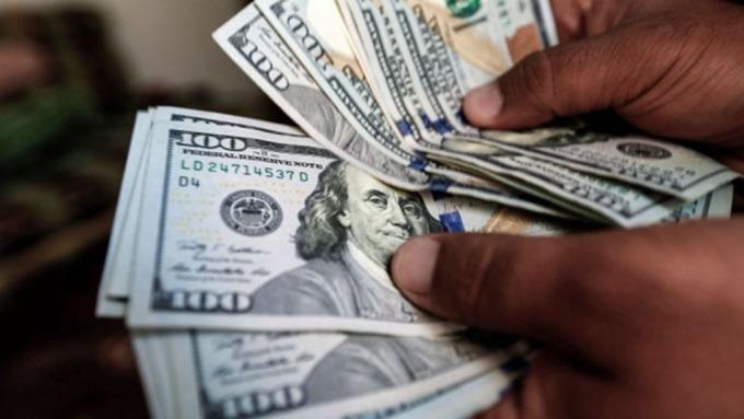 美元。(圖:AFP)