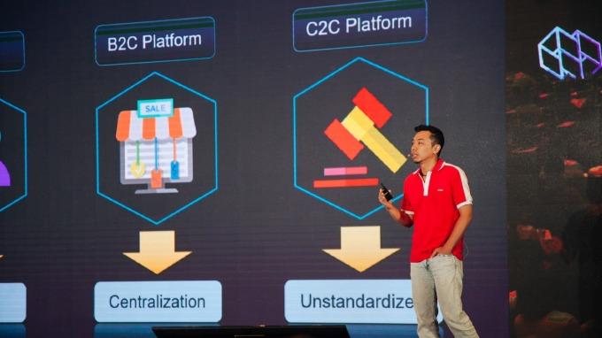 橘子旗下樂點(GASH)推出亞洲首個虛擬道具交易所。(圖:橘子提供)