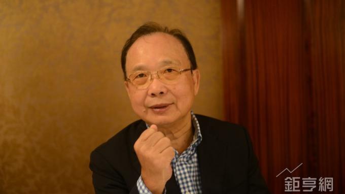 今國光董事長陳慶棋。(鉅亨網記者張欽發攝)