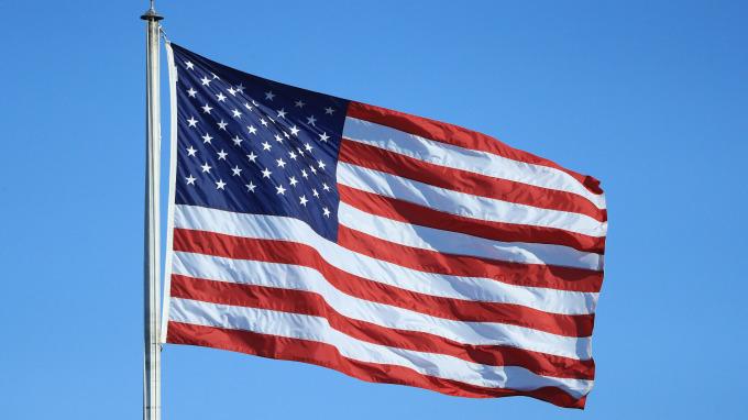 美國國旗(圖:AFP)