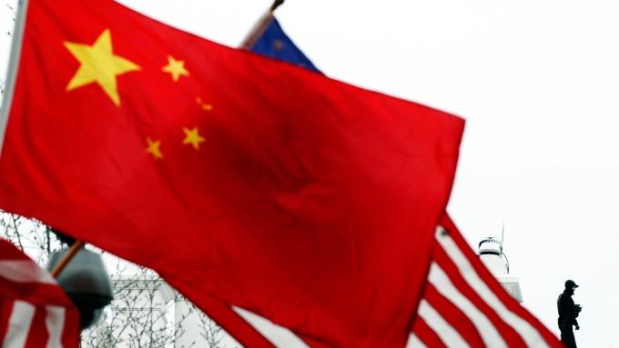 中美貿易談判重啟(圖:AFP)