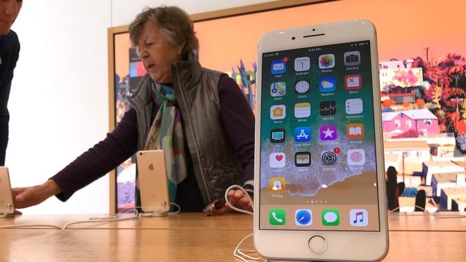 圖:AFP  新款iPhone 將支援蘋果觸控筆