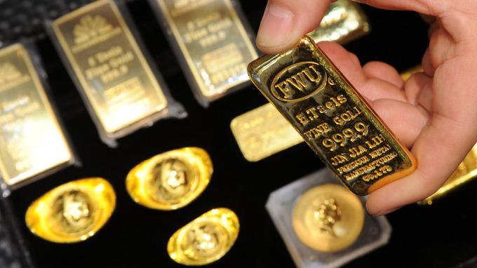黃金(圖:AFP)