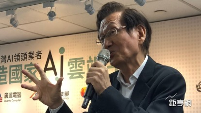 華碩董事長施崇棠。(鉅亨網資料照)