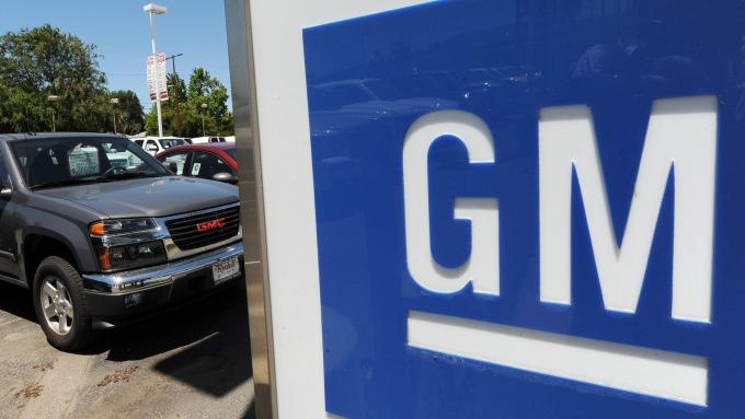 通用汽車(GM)亟欲開拓中國電動車市場。(圖:AFP)