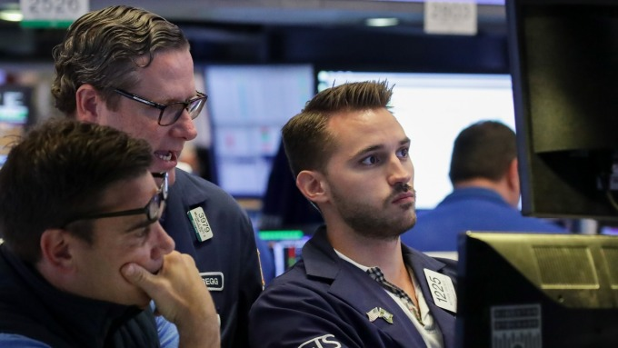 圖:AFP  全球新興市場飽受壓力