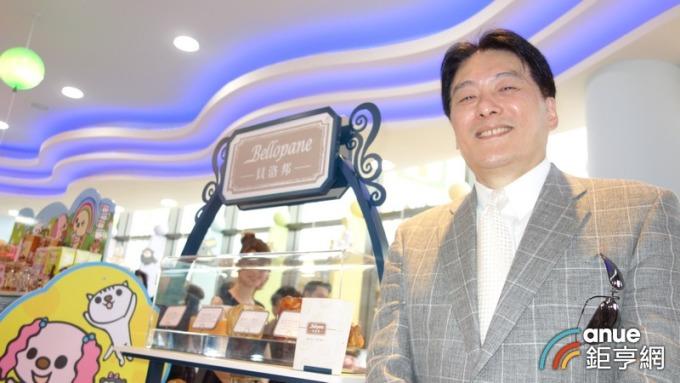 統一企業董事長羅智先認為烘焙產業在台灣將是一個精彩的產業。(鉅亨網記者張欽發攝)