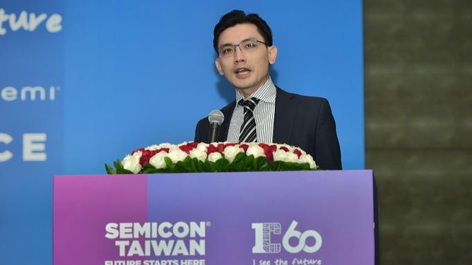 SEMI產業分析總監曾瑞榆。(圖:SEMI提供)