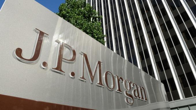摩根大通回顧了2008年金融危機對金融市場及全球經濟的影響。(圖:AFP)