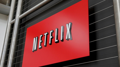 影音串流公司Netflix(圖:AFP)