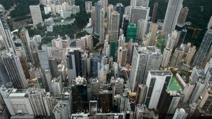 中國官方今年第八次談房地產稅,看來勢在必行(圖:AFP)