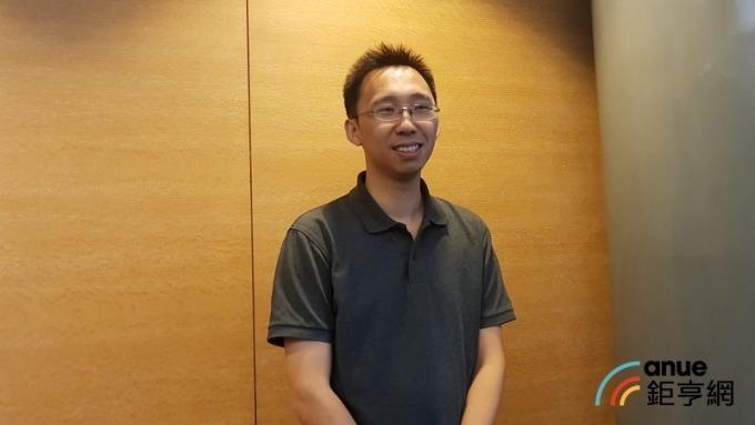 曠視科技技術長唐文斌來台訪市場需求。(鉅亨網記者楊伶雯)