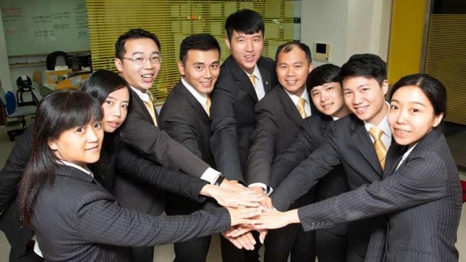永慶房屋『有人教』團隊精神讓每位新人都可以快速進入工作狀況