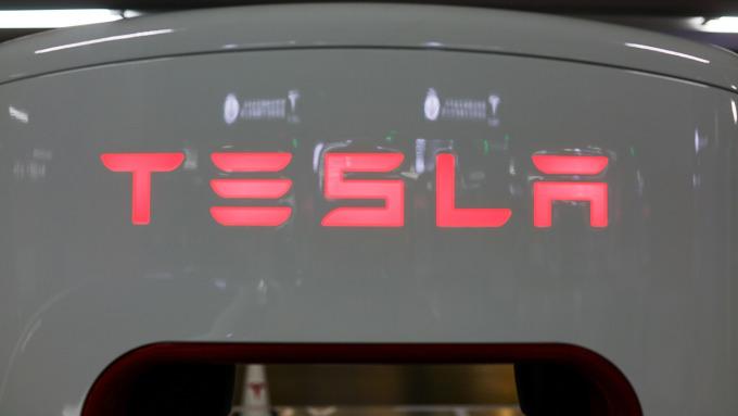 電動車製造商特斯拉(圖:AFP)