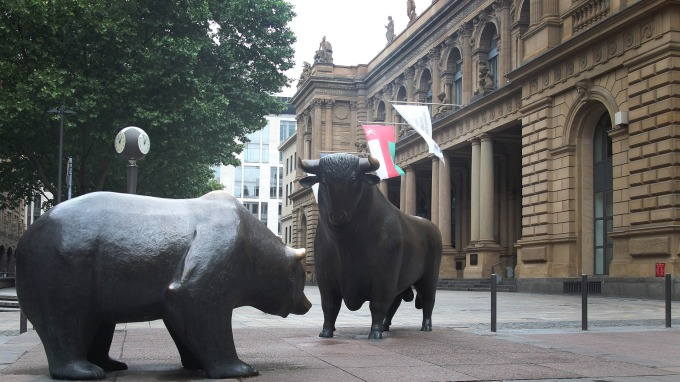 美股熊市近在眼前?(圖:AFP)