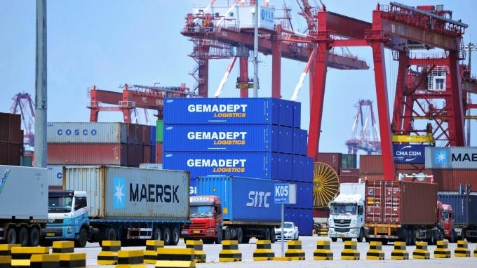 美國希望恢復貿易談判,但專家認為,中國可能會想等到期中選舉後再說。(圖:AFP)
