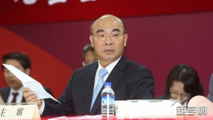 兆豐銀前董事長蔡友才。(鉅亨網資料照)