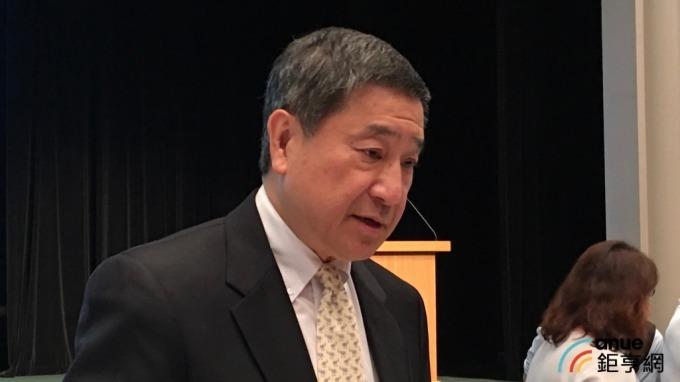 中橡副董事長張安平。(鉅亨網資料照)