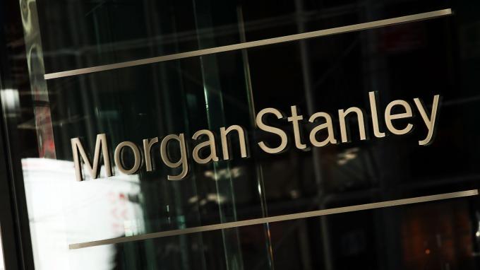 據傳摩根士丹利計劃向客戶推出比特幣衍生品。(圖:AFP)