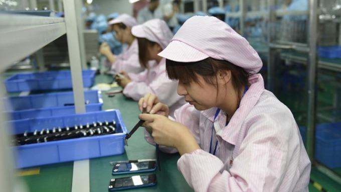 香港工業PPI年增幅維持3.8%水平。 (圖:AFP)
