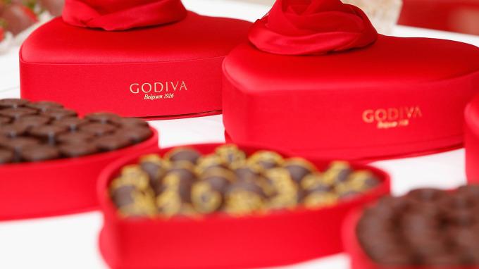 Godiva(圖:AFP)