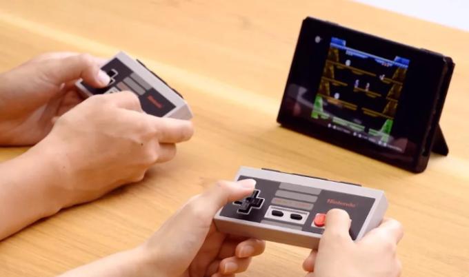 NES Joy-Cons遊戲控制器(圖:CENT)