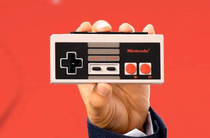 NES Joy-Cons遊戲控制器 (圖:CENT)
