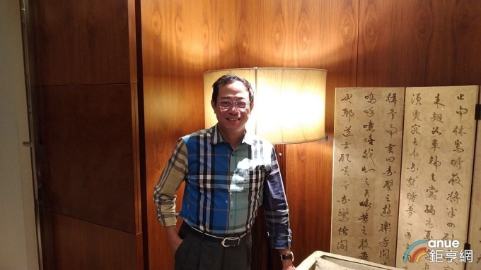 德微科董事長張恩傑(鉅亨網資料照)