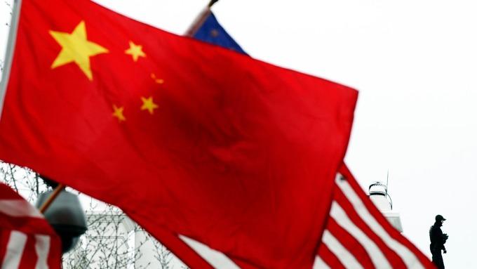 中國7月美國國債持有量創六個月新低(圖:AFP)