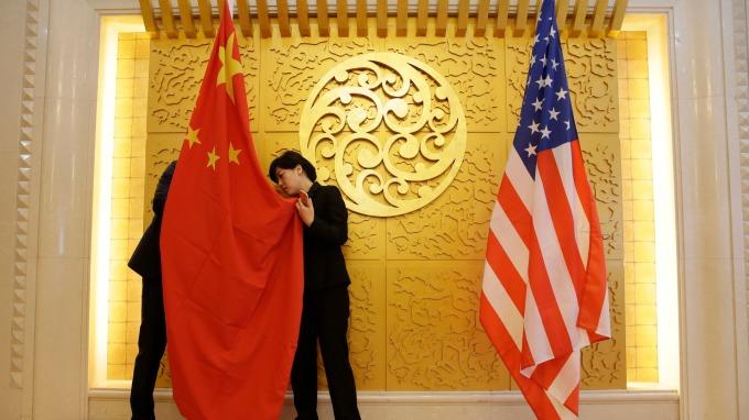 揭開最新貿易戰的贏家與輸家(圖:AFP)