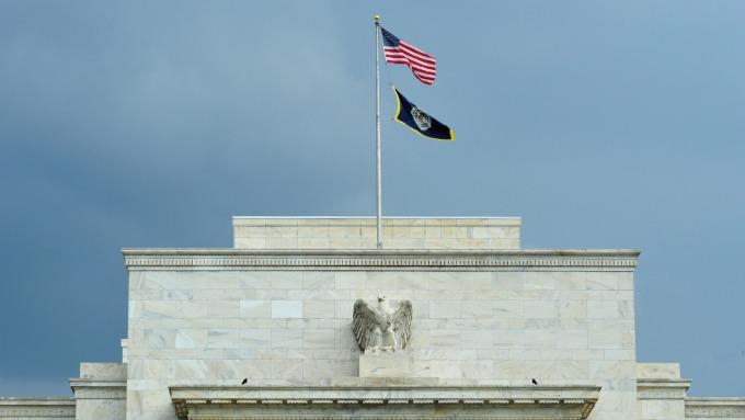 市場預測聯準會明年升息現分歧。(圖:AFP)