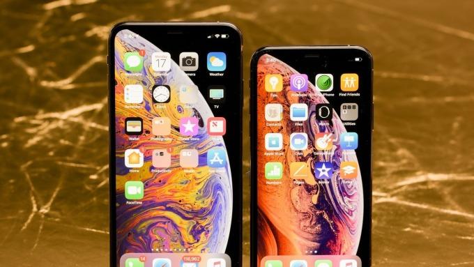 蘋果iPhone。(圖:AFP)