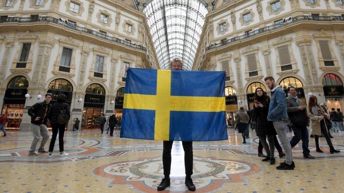 瑞典政局面臨大變動。(圖:AFP)