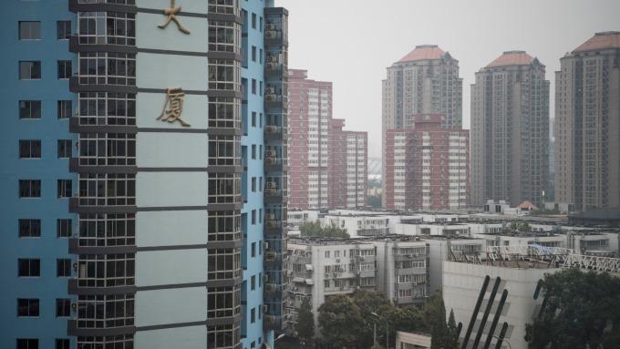 中國房產限令再出爐(圖:AFP)