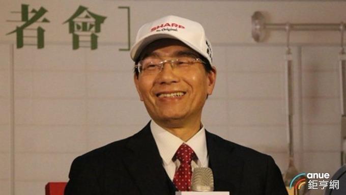 〈夏普106週年慶〉社長戴正吳發布全球一體化戰略 6策略擴中國大陸市場