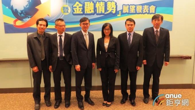 國泰金 (2882-TW) 今 (28) 日舉行 2018 年第三季台灣「經濟氣候際金融情勢」發表會。(鉅亨網記者陳慧菱攝)