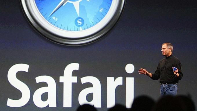 成為Safari預設搜尋引擎代價?高盛:今年90億美元 明年更高。(圖:AFP)
