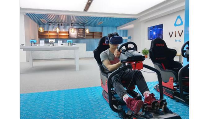 宏達電擴大VR行銷 全球首家Vive旗艦店落腳深圳