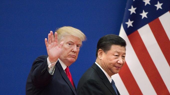 新版NAFTA向中國發出強而有力的訊息。(圖:AFP)