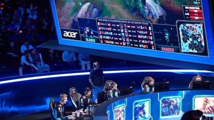 宏碁推Predator電競螢幕 三度成英雄聯盟世界大賽贊助夥伴