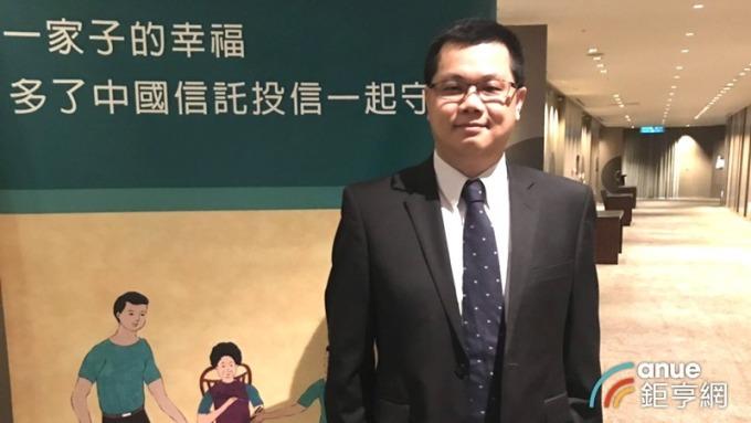 中信中國50ETF基金經理人葉松炫。(圖:中信投信提供)