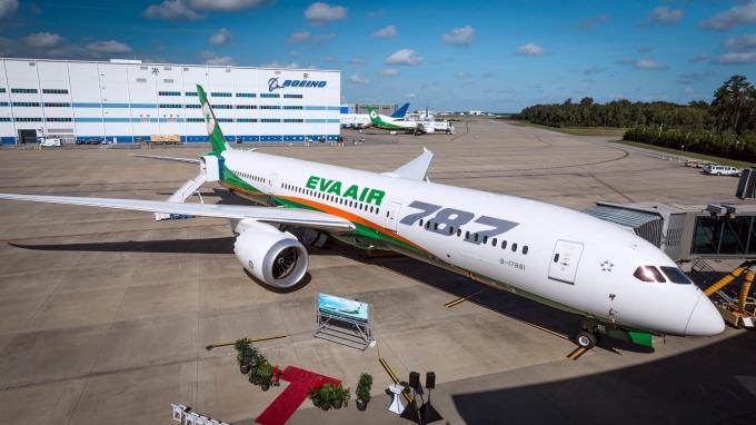 國籍航空首架波音787-9新機將抵台 年底前飛航3大亞洲航點