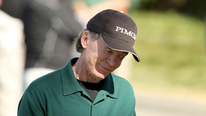 「債王」葛洛斯(Bill Gross)(圖:AFP)
