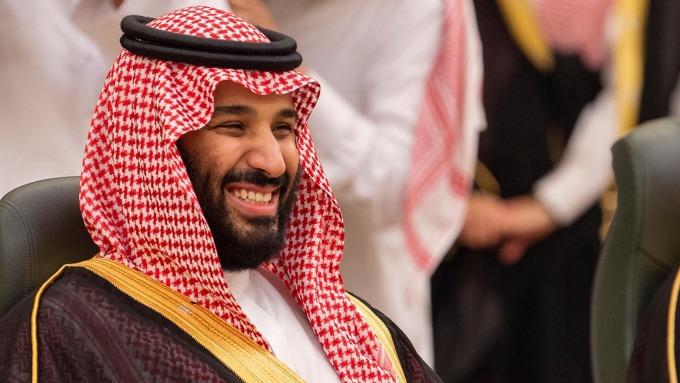 沙國王儲Mohammed bin Salman      (圖:AFP)