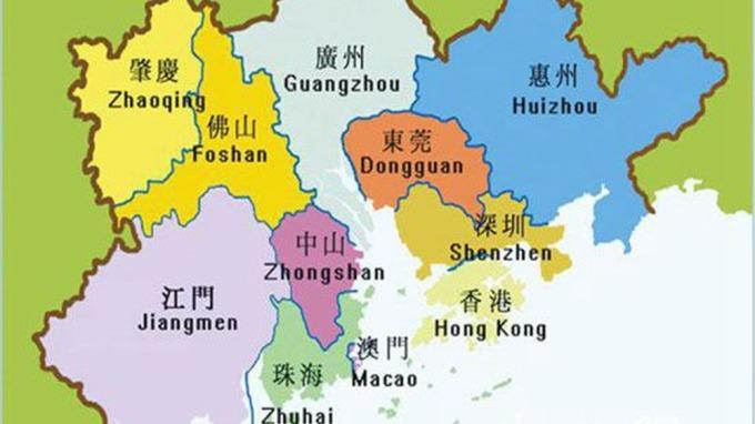 調查:貿易戰凸顯大灣區重要性 未來3年經濟增速高過中國其他地區
